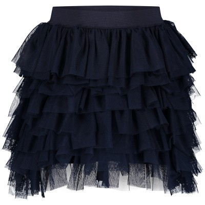 Picture of Mayoral 3903 kids skirt navy