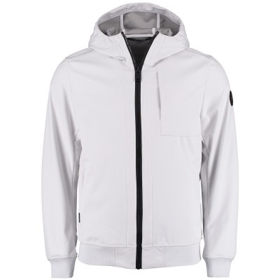 Picture of Airforce M0575 mens coat white