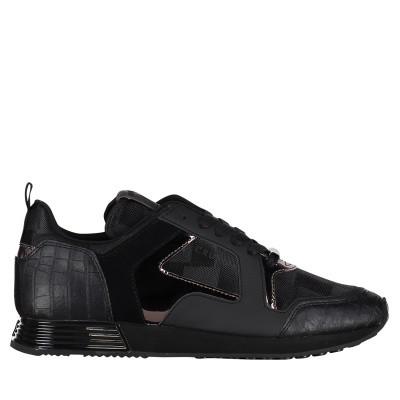 Afbeelding van Cruyff CC6830191 heren sneakers zwart