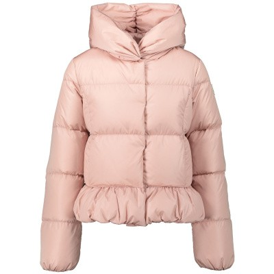 Afbeelding van Moncler 4631605 kinderjas licht roze