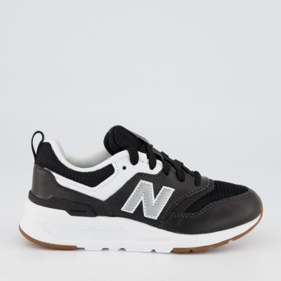 Picture of New Balance PR997 kids sneakers black