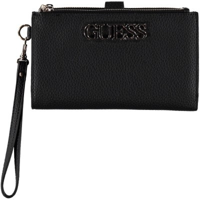 Picture of Guess SWVG7301570 womens wallet black