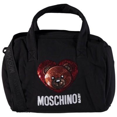 Afbeelding van Moschino MOX02U luiertas zwart