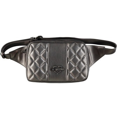 Afbeelding van Moschino JC4012 dames beltbag zilver