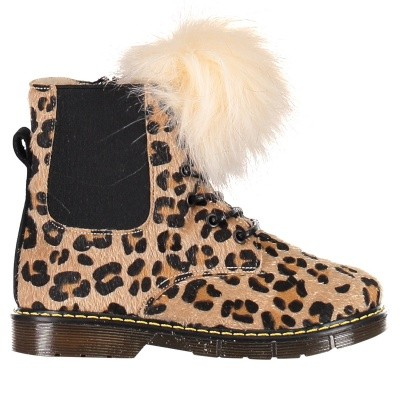 Picture of Babywalker 5663 kids boots panther