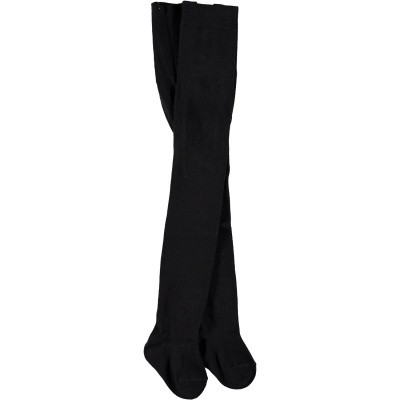 Picture of Bonnie Doon BE024802 baby tights black