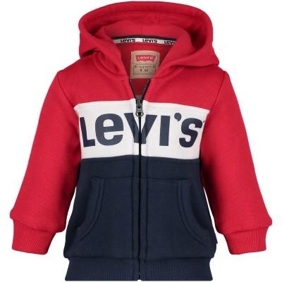 Afbeelding van Levi's NM17014 baby vest rood