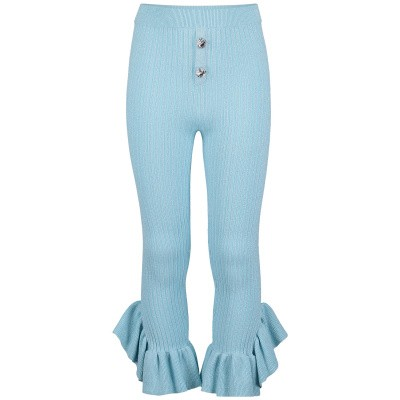 Picture of Reinders VES19G944 kids jeans light blue