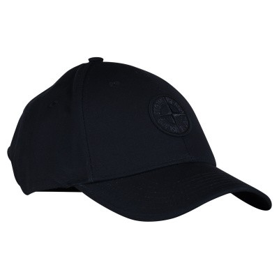 Picture of Stone Island 101690265 kids cap navy