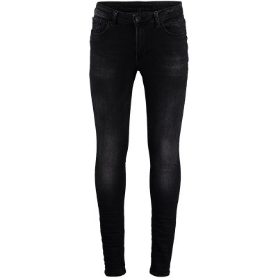 Picture of Pure White W0140 mens jeans black