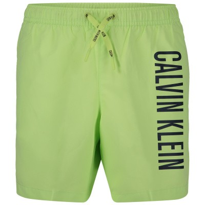 Picture of Calvin Klein B70B700202 kids swimwear green