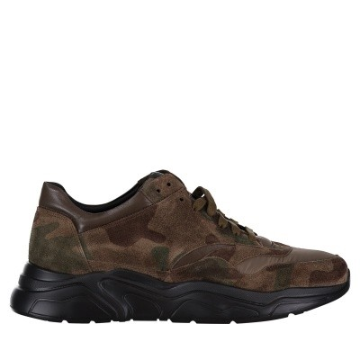 Picture of Stokton 32U mens sneakers army
