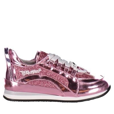 Afbeelding van Dsquared2 57004 kindersneakers roze
