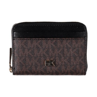 Picture of Michael Kors 32F8GF6Z1B womens wallet brown