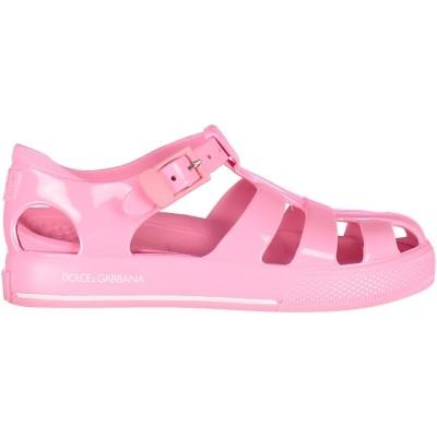 Afbeelding van Dolce & Gabbana DN0013 kinder waterschoenen roze