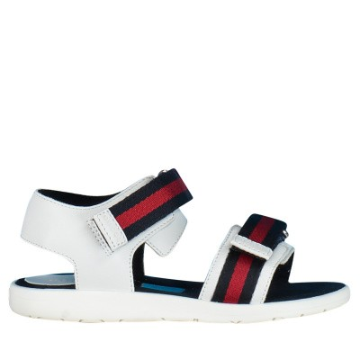 Picture of Gucci 257761 kids sandals white