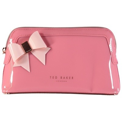Afbeelding van Ted Baker 150029 make-up tasje donker roze