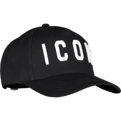Picture of Dsquared2 DQ031D kids cap black