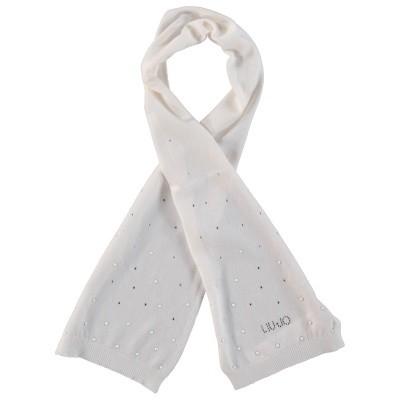 Afbeelding van Liu Jo H68007 baby sjaal off white