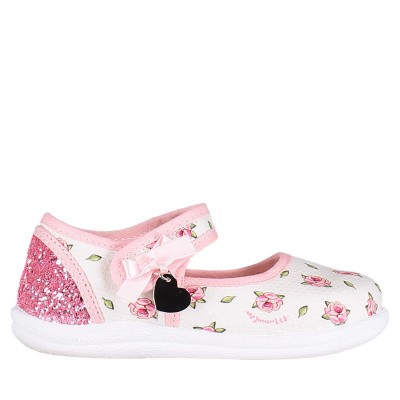 Picture of MonnaLisa 833025 kids shoes white