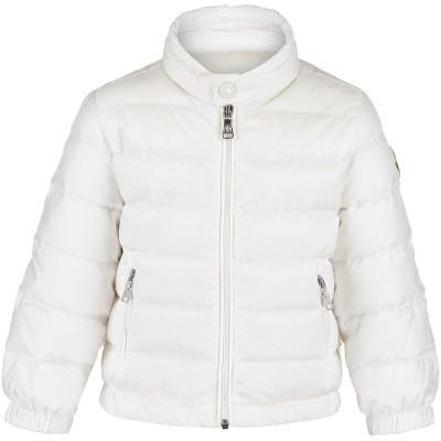 Afbeelding van Moncler 4138799 babyjas off white