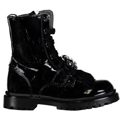 Picture of Liu Jo l4A520125 kids boots black
