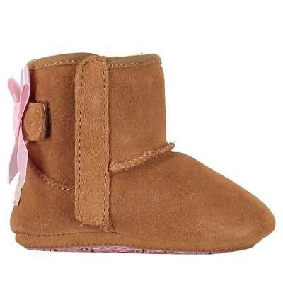 Picture of Ugg 1018452I baby slippers camel