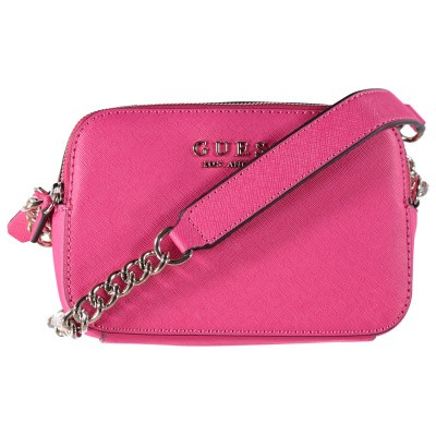 Picture of Guess HWVG7180140 womens bag fuchsia