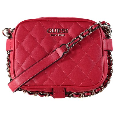 Picture of Guess HWVG7175690 womens bag red