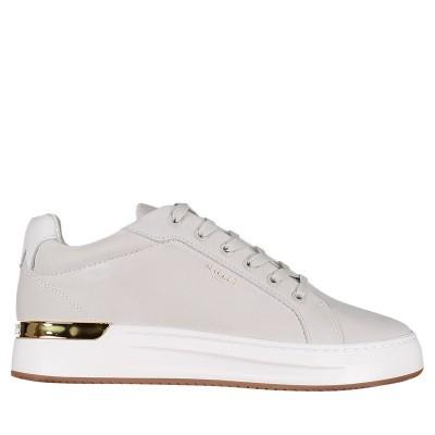 384f222db7c Afbeelding van Mallet TE1055 heren sneakers wit