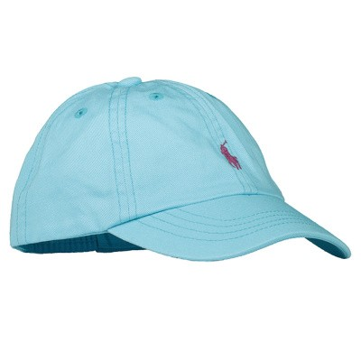 Picture of Ralph Lauren 702853 baby hat turquoise