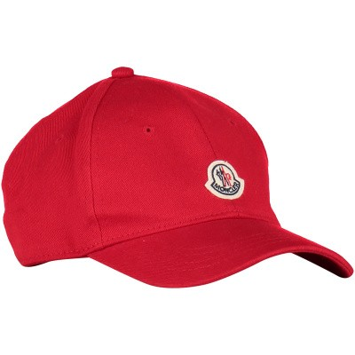 Picture of Moncler 0012105 kids cap red