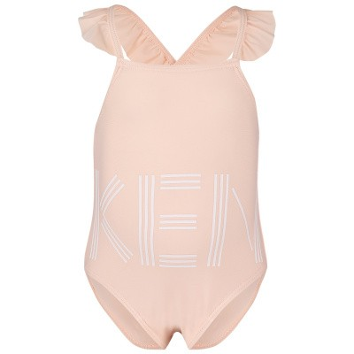 Afbeelding van Kenzo KN38017 baby badkleding licht roze