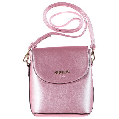 Picture of Guess J91Z05 kids bag light pink