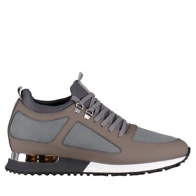 Afbeelding van Mallet TE1018 heren sneakers grijs