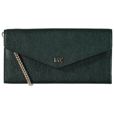 Picture of Michael Kors 32H8Gf6C7T womens wallet green