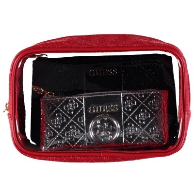 Picture of Guess PWLOMIP8411 womens accessory red