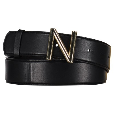 Picture of Nikkie N9877 mens belt gold