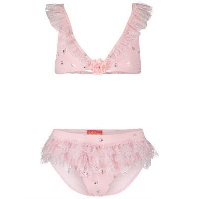 Picture of Kate Mack 518 kids swimwear light pink