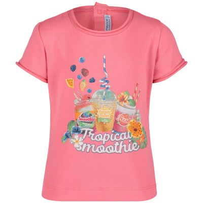 Picture of Mayoral 1010 baby shirt coral