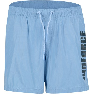 Picture of Airforce B0553 kids swimwear light blue