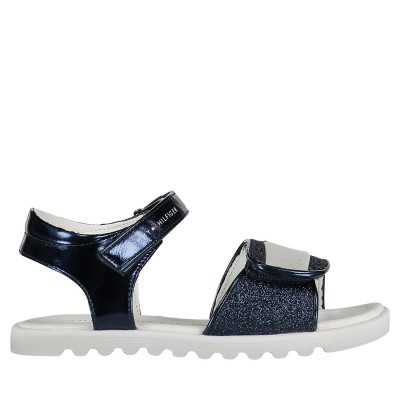 Picture of Tommy Hilfiger 30370 kids sandals navy