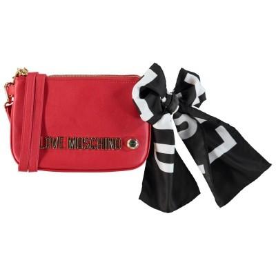 Afbeelding van Moschino JC4308 dames tas rood