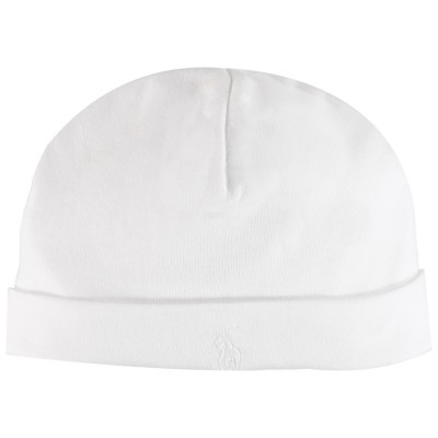 Picture of Polo Ralph Lauren 320552454 baby hat white