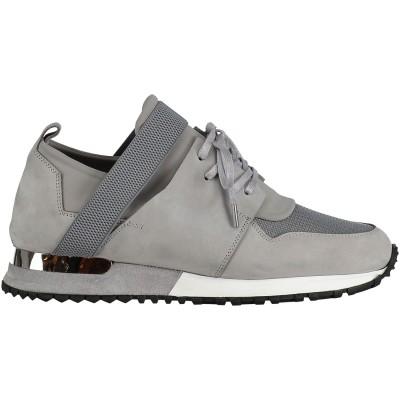 Afbeelding van Mallet ELAST MEN heren sneakers grijs