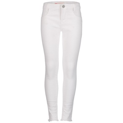 Picture of Levi's NN23557 kids jeans white