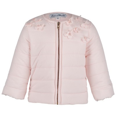 Picture of Tartine et Chocolat TN42001 baby coat light pink