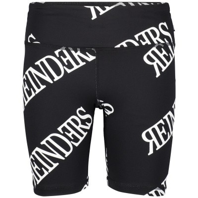 Picture of Reinders VES19G926B kids shorts black