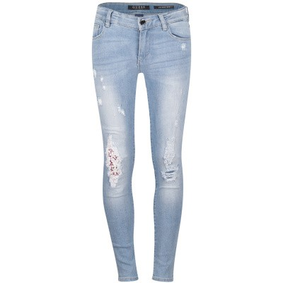 Picture of Guess J91A11 kids jeans jeans