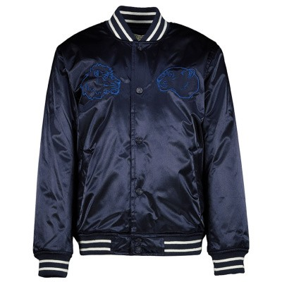 Picture of Kenzo KN41528 kids jacket navy